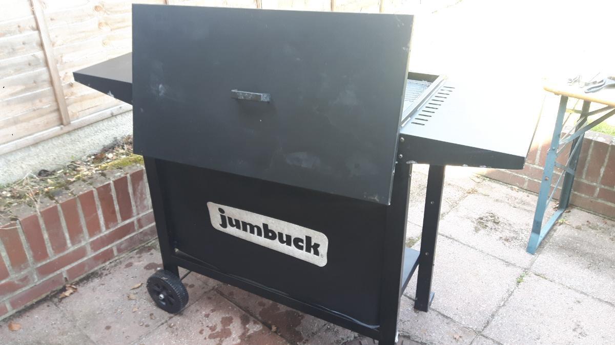 Jumbuck 4 burner Gas BBQ