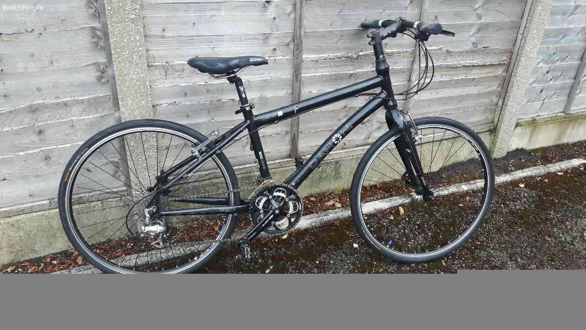 Rare Dahon Cadenza Folding Bike