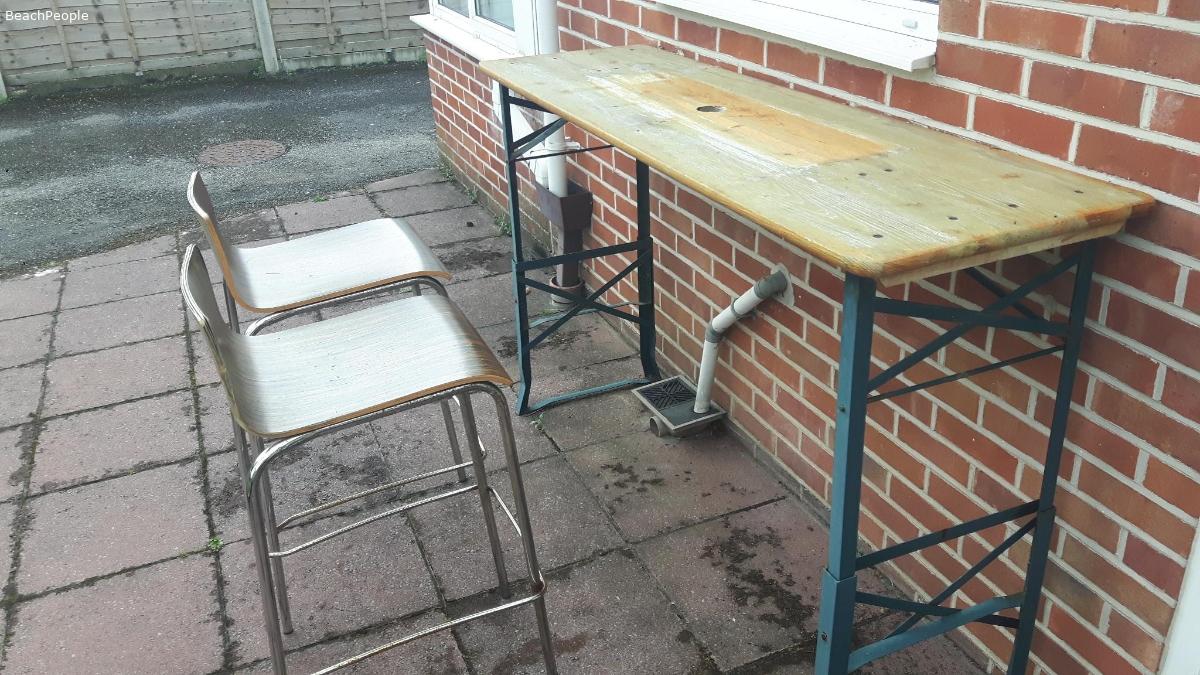 Garden Bar Tables